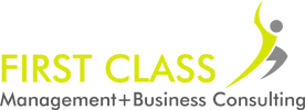 1-Class | FIRST CLASS Management + Business Consulting GmbH -> Energiemanagement, Projektmanagement, Interimsmanagement und mehr… Logo